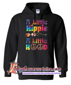 A little hippie a little Hoodie