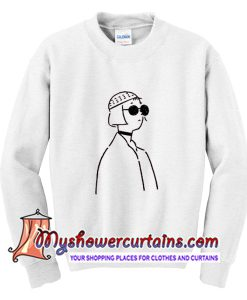 Aesthetic Line Art Sweatshirt
