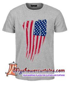 America Flag T Shirt