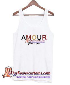 Amour Paris Tank Top