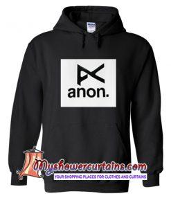 Anon Logo Hoodie