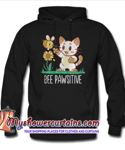Bee Pawsitive hoodie
