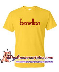 Benetton T Shirt