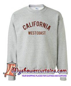 California West Coast Sweatshirt