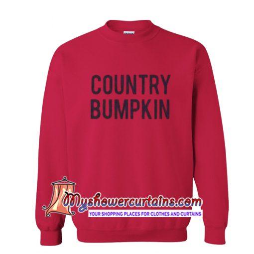 Country Bumpkin Sweatshirt