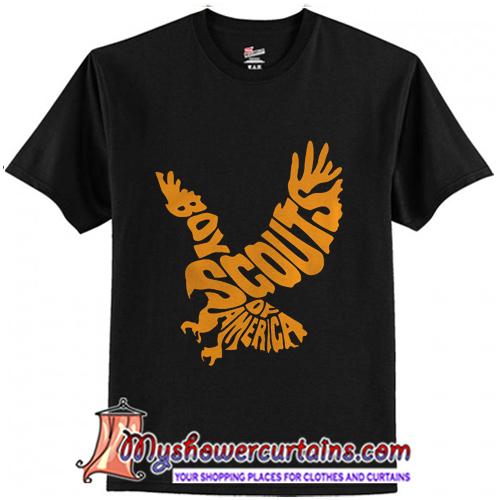 Eagle Scouts Boy Of America T-Shirt