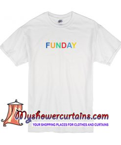 Funday Print T Shirt