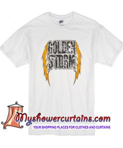 Golden Storm T Shirt