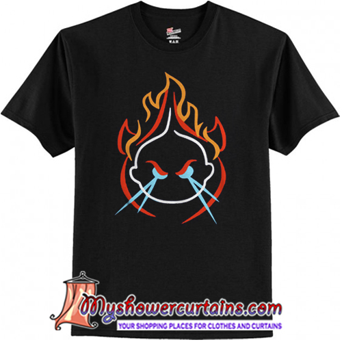 Incredibles 2 outline combo Jack Jack shirt