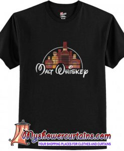 Malt Whiskey Disney shirt