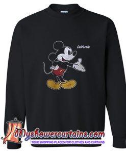 Mickey Mouse California Sweatshirt
