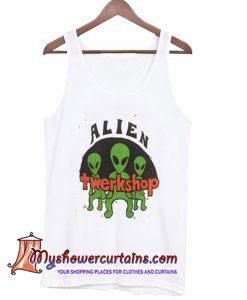 Alien Twerkshop Tanktop