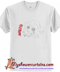 Anime Japanese Girl T-Shirt