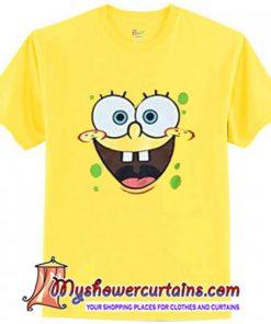 SpongeBob Face T-Shirt