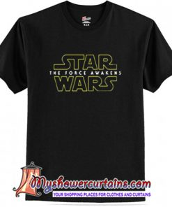 Star Wars The Force Awkens T-Shirt