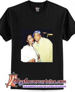 Tupac and selena quintanilla T-Shirt