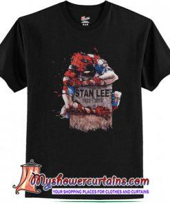 Spider Man Stan Lee T-Shirt