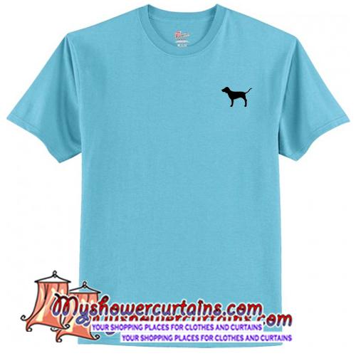 2f24ef2a36f7b Victoria secret dog Logo T-Shirt