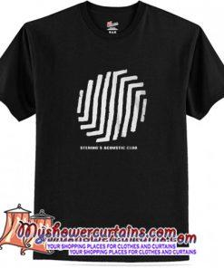 Acoustic Club James Mae T-Shirt (AT)
