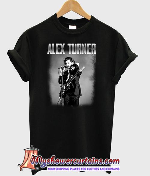 Alex turner T shirt (AT)