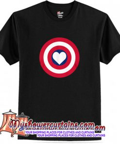 American Love Shield T Shirt (AT)