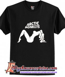 Arctic Monkeys T-Shirt (AT1)