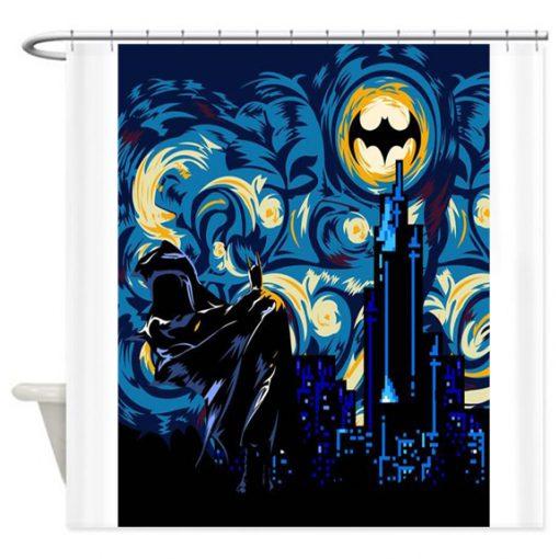 BATMAN Dark Knight Shower Curtain (AT)