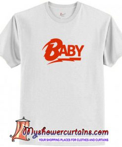 Baby Logo Bowie T-Shirt (AT1)