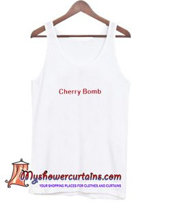 Cherry Bomb Tank Top (AT)