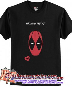 #MaximumEffort T Shirt (AT)