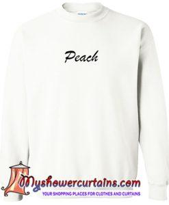 Peach Sweatshirt (AT1)