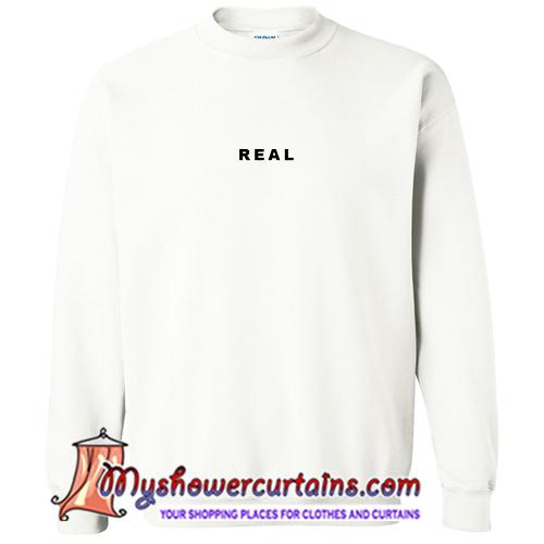Real Sweatshirt (AT1)