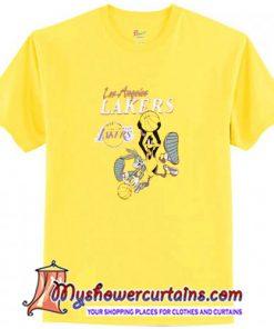 Space Jam Lakers T-Shirt (AT)