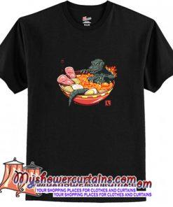 Spicy Lava Ramen King T Shirt (AT)