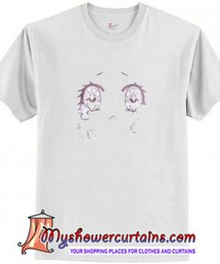 Anime Face T-Shirt (AT)