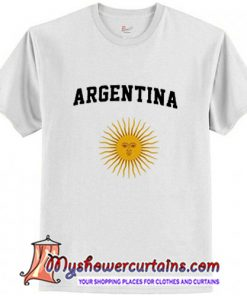 Argentina Sun TShirt (AT)