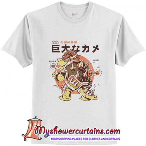 Bowserzilla T-Shirt (AT)