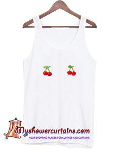Cherry Fruit Boob Tank Top (AT)
