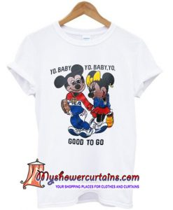 Good To Go Mickey Mouse T-shirt (AT)