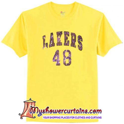 LAKERS 48 T Shirt (AT)