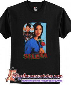 vintage selena t-shirt (AT)