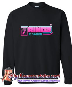 7 Rings Japanesse Sweatshirt (AT)