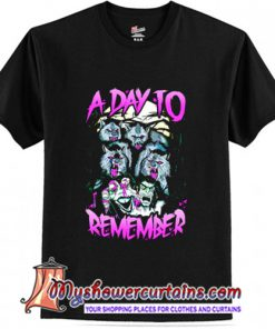 A Day To Remember T-shirt (AT)