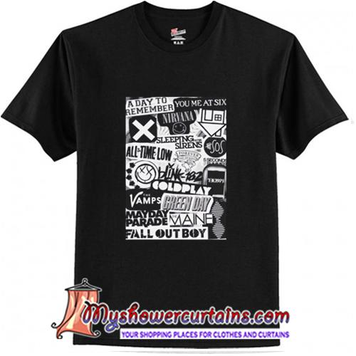 Band T-shirt (AT)