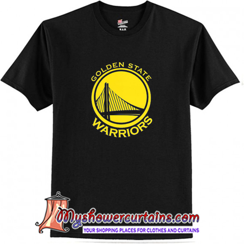 golden state warriors t shirt