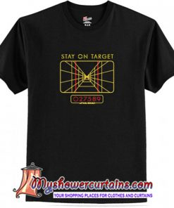 Star Wars Stay On Target T-Shirt (AT)