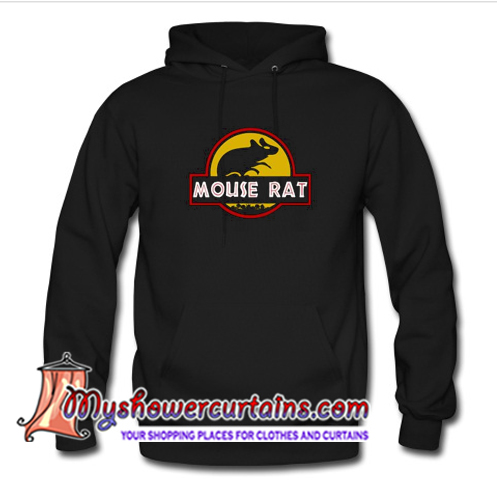 Mouse Rat Jurassic Hoodie (AT)