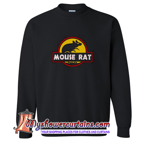 Mouse Rat Jurassic Sweatshirt (AT)
