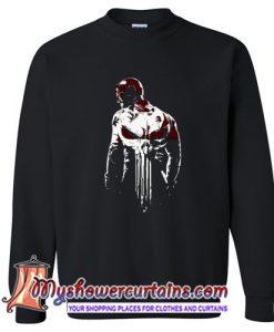 The Defenders Daredevil Punisher Sweatshirt (AT)