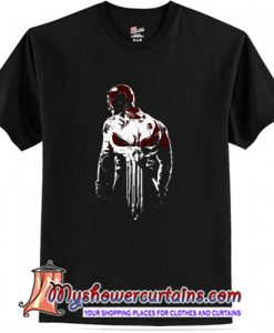 The Defenders Daredevil Punisher T-Shirt (AT)
